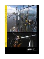Промальп каталоги Petzl 2006-2019гг на русском PDF