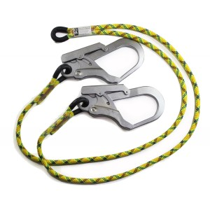 Строп верёвочный динамический с карабинами First Ascent 120/120
