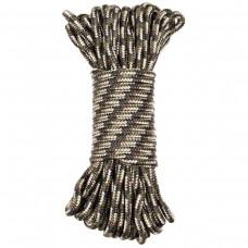 Верёвка 7мм 15м камуфляжная MFH 27501B